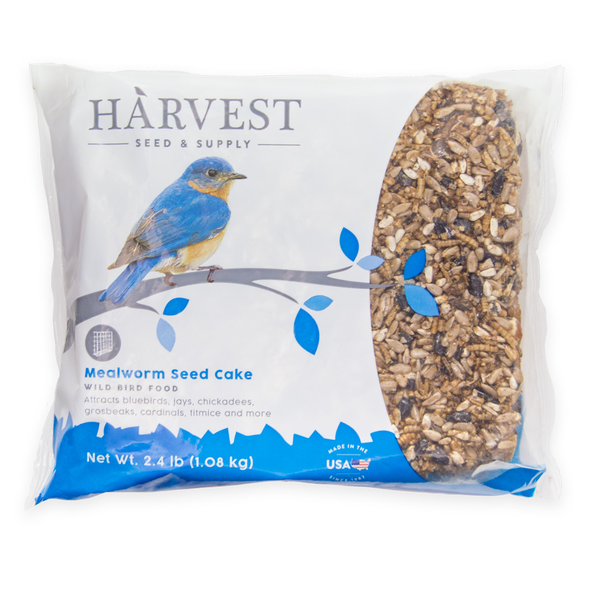 Mealworm Seed Cake Image