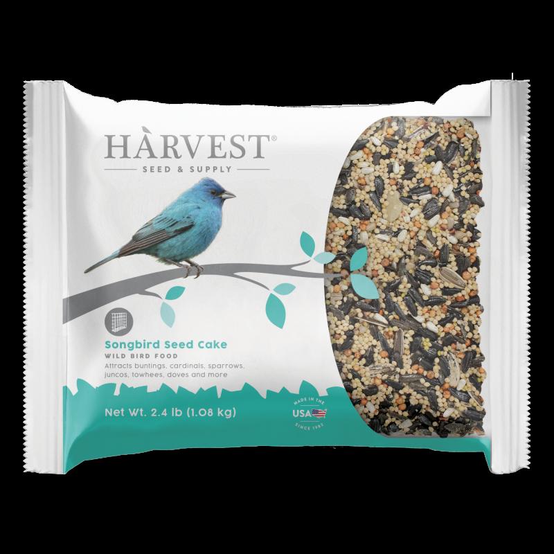 Songbird Seed Cake Image
