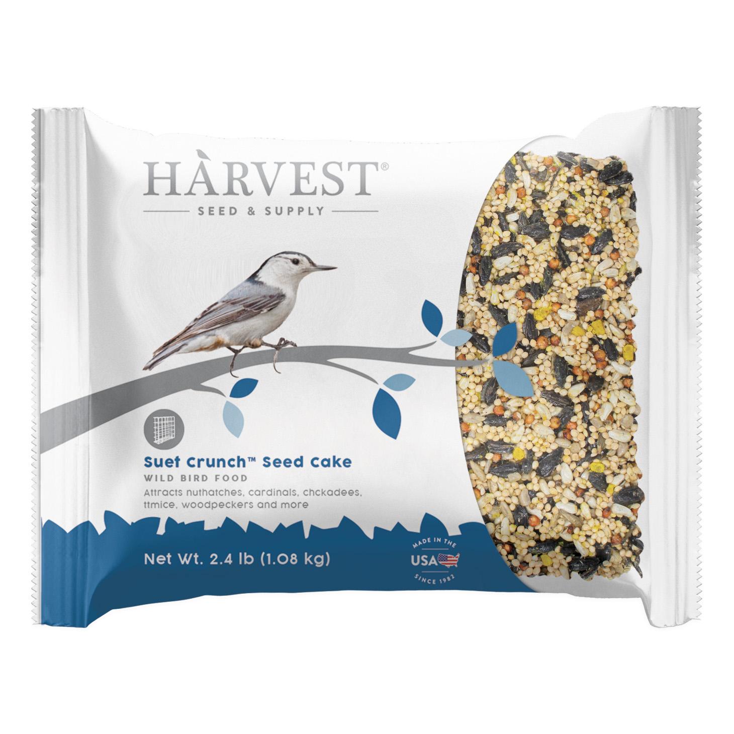 Suet Crunch™ Seed Cake Image