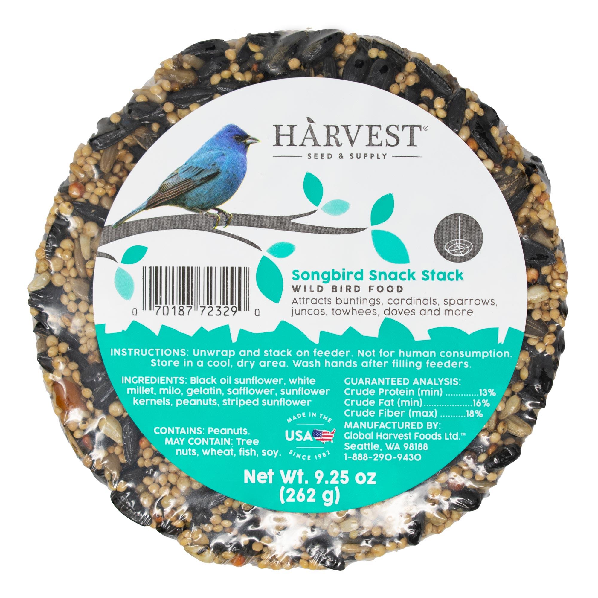 Songbird Snack Stack Image